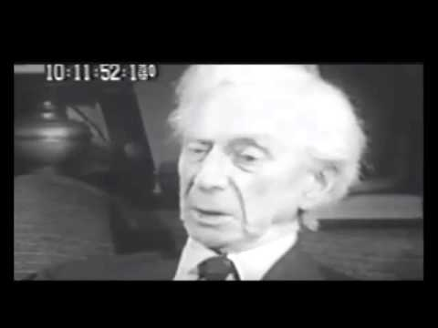 Bertrand Russell:  Three Passions