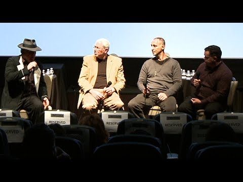 Warrior Cast and Crew at Deadline Hollywood Presents: The Contenders