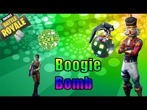 Fortnite   Boogie BOMB DANCE PARTY KILLS!