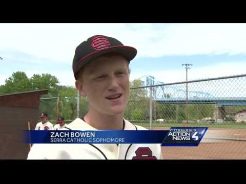Serra Catholic High School pitcher throws 2 straight perfect games