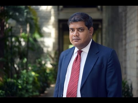 Prof. Sankarshan Basu, Finance & Accounting area, IIMB in a panel discussion on Demonetisation' 3