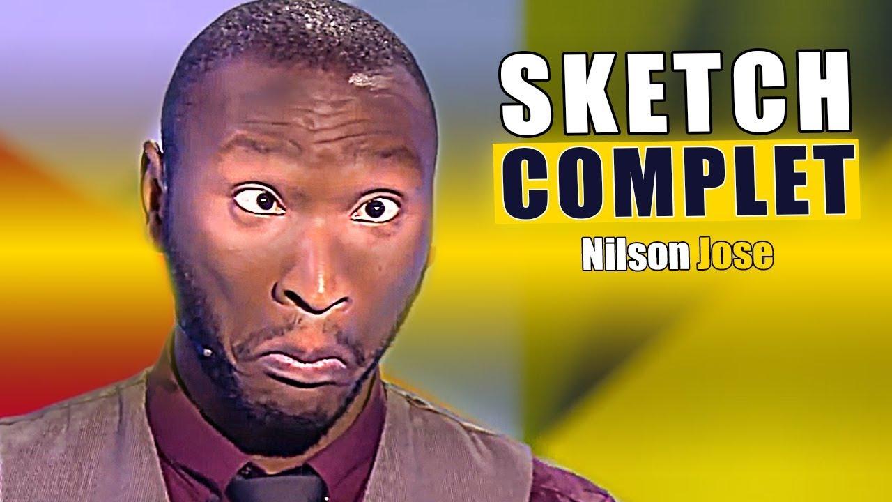 NILSON JOSE ! SKETCH COMPLET