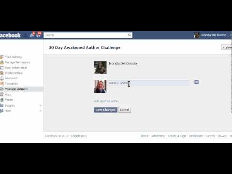 how to see what pages i admin facebook