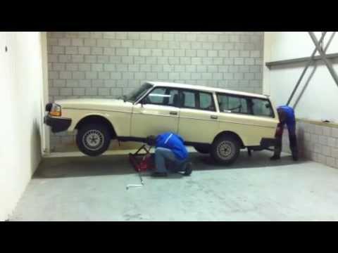 Welp Vocor mini brug 1500 kg - YouTube TO-08