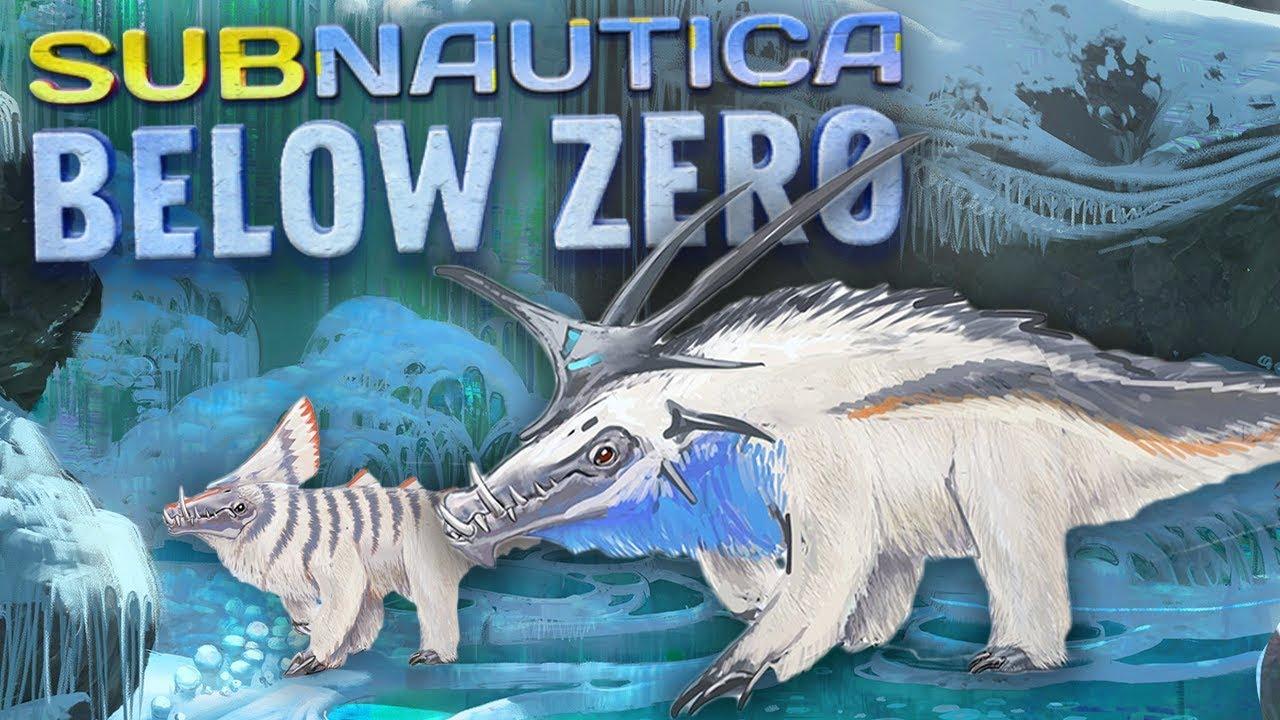 Subnautica: Below Zero - NEW Land Creature Concepts, Phase Gates, Twisty  Bridges    | News