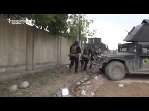 Iraqi Forces Continue To Battle Militants Inside Mosul