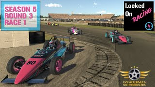 Ozicar Skip Barber Season 5 - Round 3 - Race 1(New Hampshire Road Course)