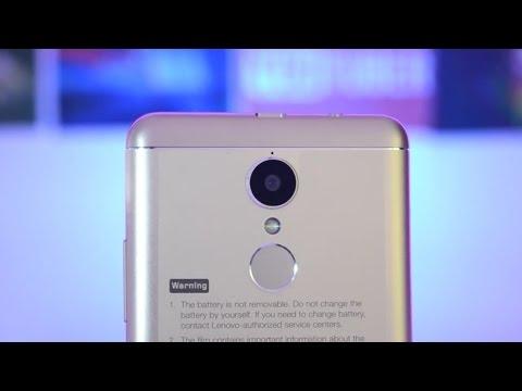 مراجعه مفصله لهاتف Lenovo K6 | حلو الموبايل دا 🤔