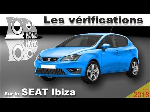 Seat Ibiza:  vérifications et sécurité routière