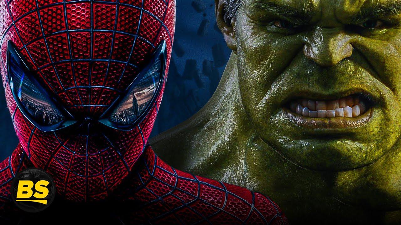 Человек паук Возвращение домой. Marvel убили Халка. - YouTube