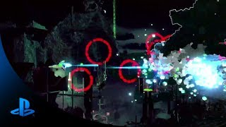 RESOGUN PS4: Levels Trailer