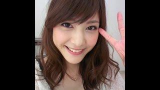 佐藤ありささんの髪型ストレート&パーマ、メイクも参考に!