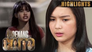 Cassie (Francine Diaz) remains curious about Roxanne's (Criza Ta-a) true identity. (With English Subtitles) Subscribe to the ABS-CBN Entertainment channel!
