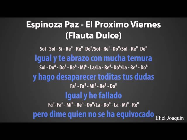 Lista Las Canciones Más Populares Tocadas En Flauta Con Notas
