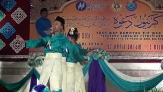 HARRAZZ Naib Johan Nasyid Karnival Dakwah Sekolah-sekolah Negeri Kedah 2016 - SMK Teloi Kanan