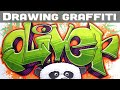 Drawing graffiti with Promarkers #2 - Marker tutorial