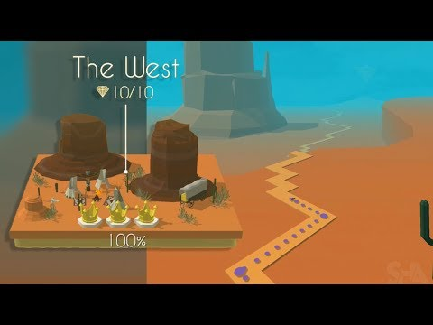 Dancing Line - The West