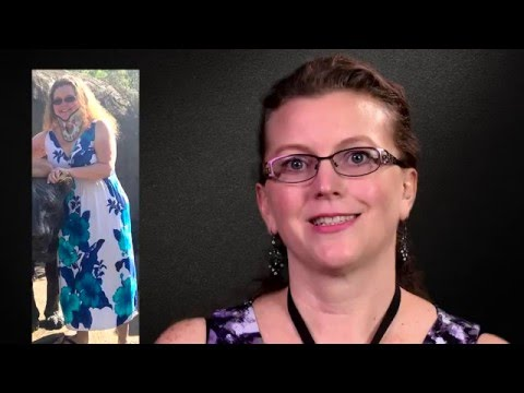 Stacy lost over 50 lbs and stopped 3 medications simply by changing her diet