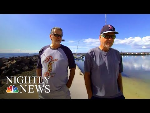 Lifelong Friends Discover They Are Biological Brothers | NBC Nightly News