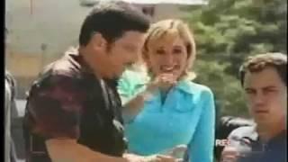 FRANK RIVERS, LUCHO CACERES Y LALY GOYZUETA EN ASI ES LA VIDA 2005