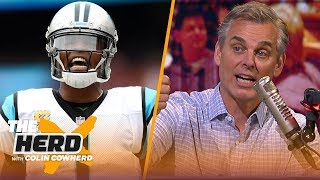 Blazin' 5: Colin's picks for 2018-19 NFL Week 7 | NFL | THE HERD