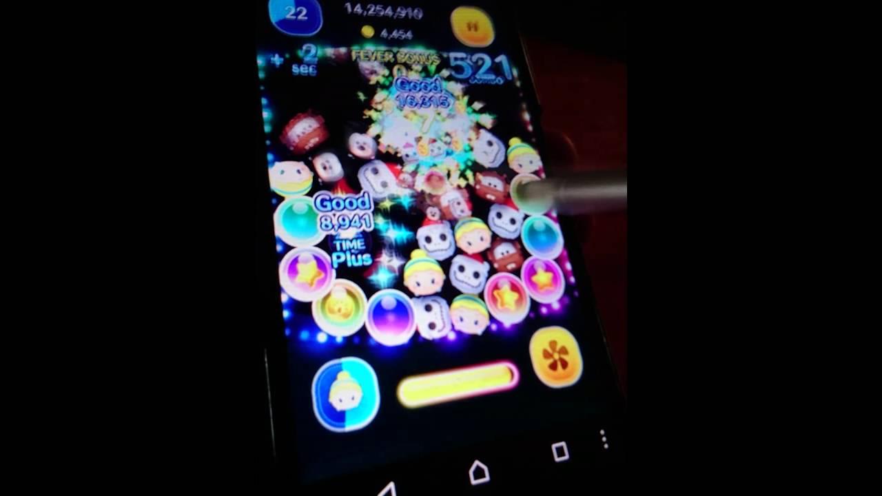 ツムツムシンデレラ Sl6 3349万 Android手前撮影 Youtube