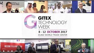 37th GITEX Technology Week 2017 - Show Review by Exhibitors TV