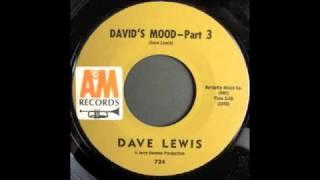 DAVE LEWIS - DAVID