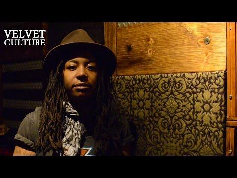 Ep2: In The Studio with Lola Johnson :: New York City | Velvet Culture