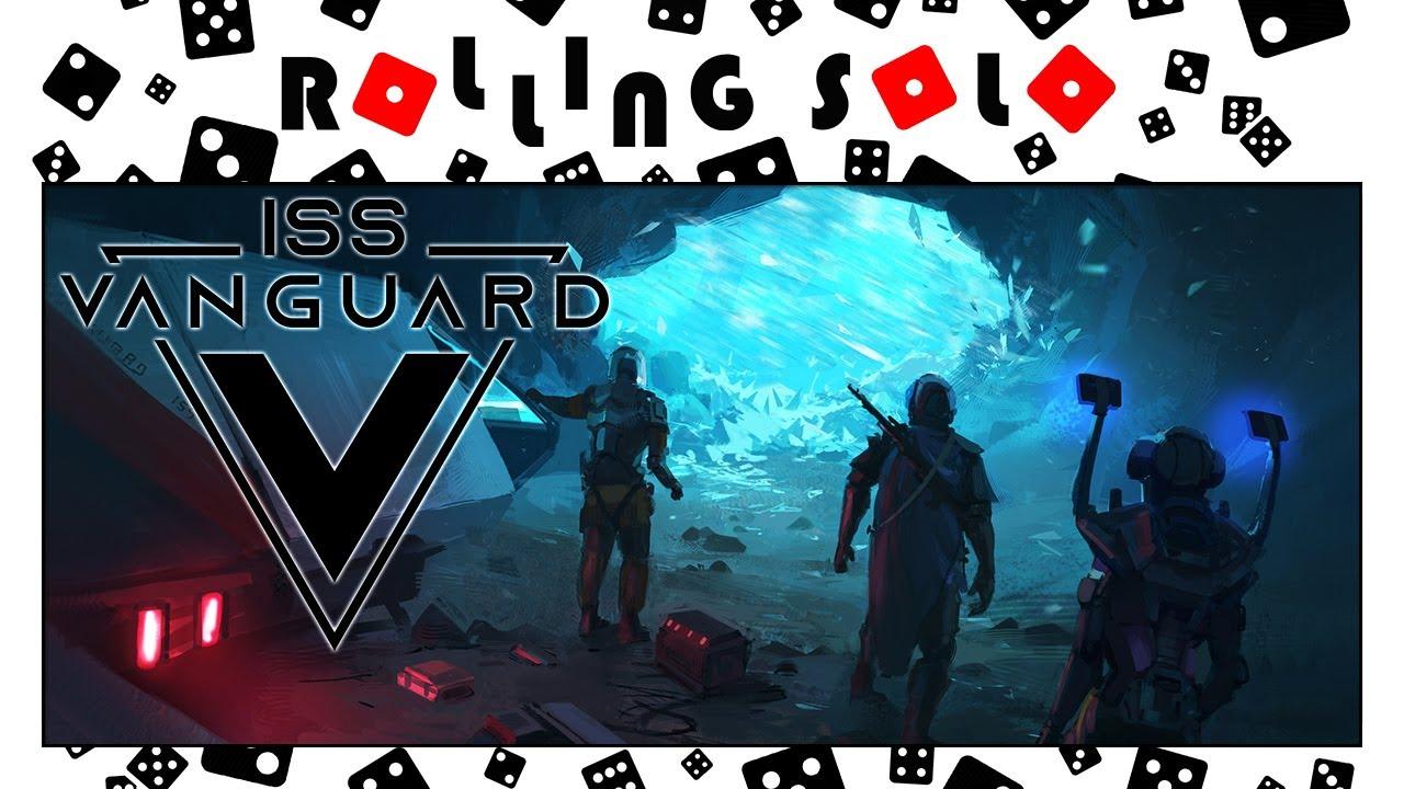 Iss Vanguard By Awaken Realms Gamefound Com