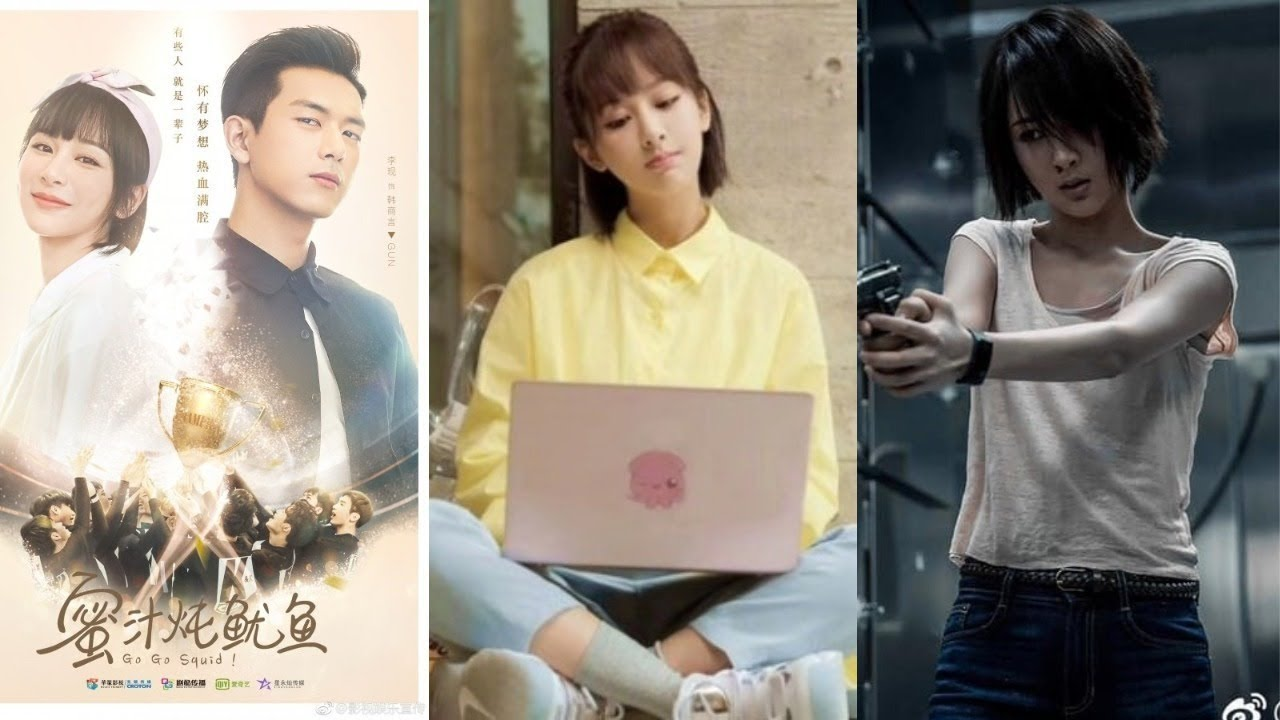 Sau 'Hương mật', Dương Tử chuẩn bị ra mắt 3 phim mới: Bạn diễn từ tiểu sinh đến Ảnh đế Hon