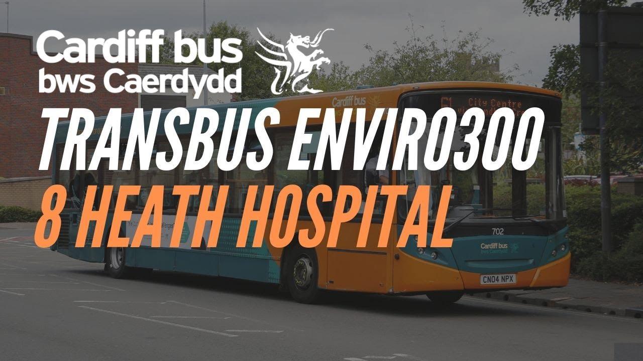 Cardiff Bus CN04 NPV