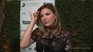 Daisy Fuentes interview - 2016 Farm Sanctuary Gala