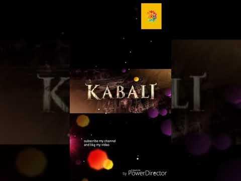 Kabali Song