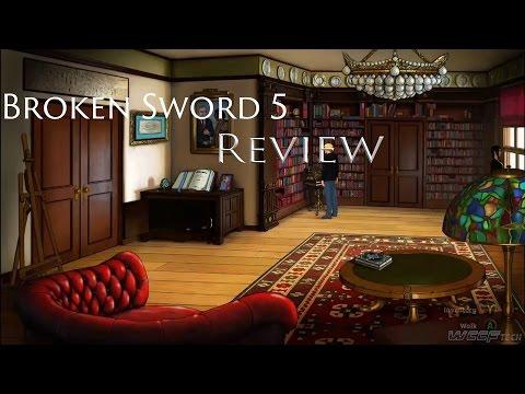 Broken Sword 5 Review
