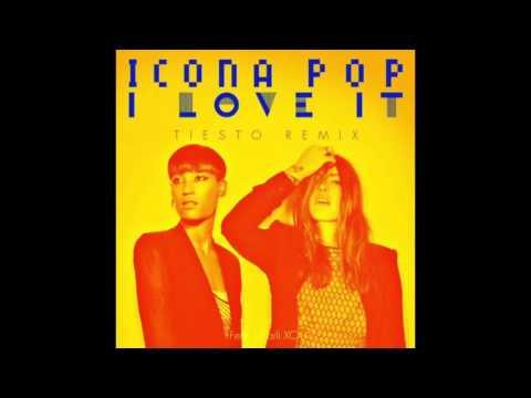 Icona Pop - I Love It (Tiesto Remix) [Audio]