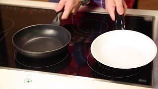 Белые начинают и... На что годятся керамические сковородки и ножи?