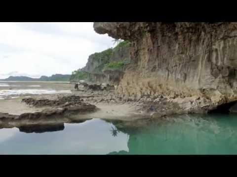 A Visit To Yolanda Beach,Salcedo Eastern Samar