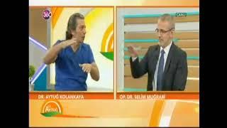 Op. Dr. Selim Muğrabi Dr. Aytuğ'u Konuğu Oldu