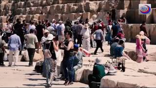In Egypt, tourism constitutes one of the main sources of income to the national economy