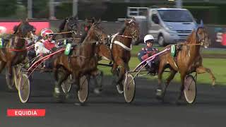 Vidéo de la course PMU PRIX TALITHA