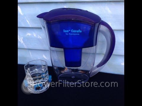How To Use Your Alkaline Ionized Water Filter System