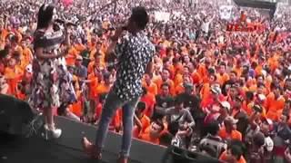 Gerry Mahesa Feat Elis Santika - Dinding Kaca (NEW PALLAPA 2017 Karang Bener Kudus)