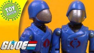GI Joe: Cobra Commander (1982 & 1983) - SEO Toy Review