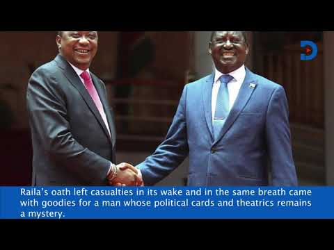 Raila's journey two years after swearing in as the people's president and his role as AU envoy
