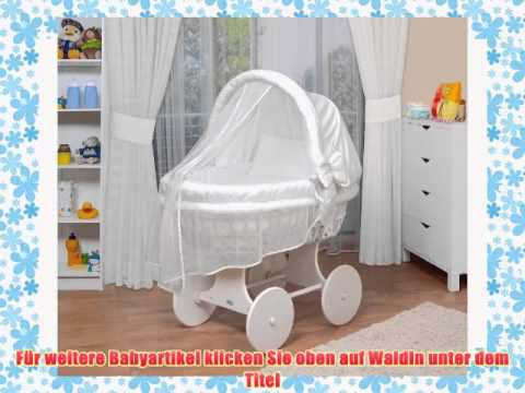 Waldin stubenwagen xxl bollerwagen 6 farben wahlbar youtube
