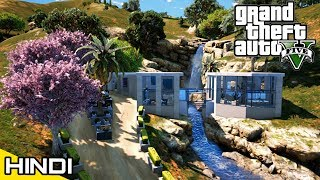 My BILLION DOLLAR house in GTA 5 | KrazY Gamer |