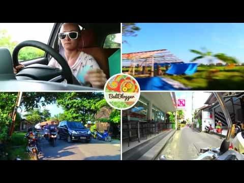 RENT A CAR IN BALI ~ TIPS