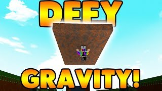 HOW TO DEFY GRAVITY! | Build A Boat For Treasure ROBLOX