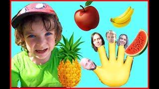 Makar and Finger Family Song